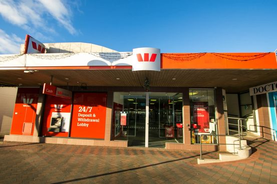 Westpac Bank Branch, Birkenhead